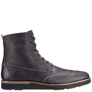 Timberland | Men's Preston Hills Brogue Boots