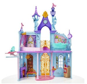 $42.72 超值价Disney玩具公主城堡