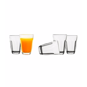 LivingQuarters Rockford 10-pc. Juice Glass Set | Bon-Ton
