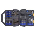 Kobalt 80-Piece Screwdriver Bit Set