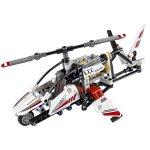 LEGO 乐高 42057 科技系列 超轻量直升机 热卖