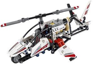 直邮中美!$15.74/RMB108.5LEGO 乐高 42057 科技系列 超轻量直升机 热卖