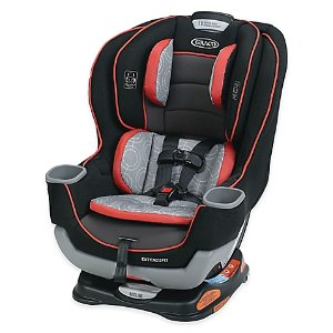Graco® Extend2Fit™ Convertible Car Seat in Solar™