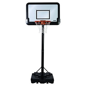 Amazon.com : Franklin Sports Full Size Hard Court Portable Basketball System : Sports & Outdoors