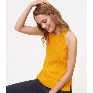 Halter Sweater | LOFT
