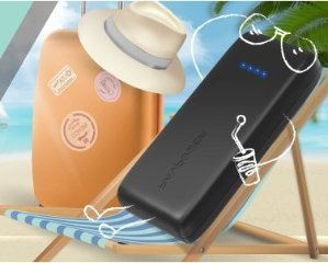 Lowest Price everRAVPower 12000 Phone Charger 12000mAh Power Bank