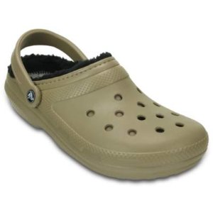Classic Fuzz Lined Patterned & Printed Clogs | Crocs