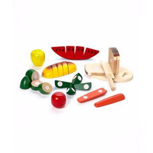 Melissa & Doug Cutting Toy Food Box