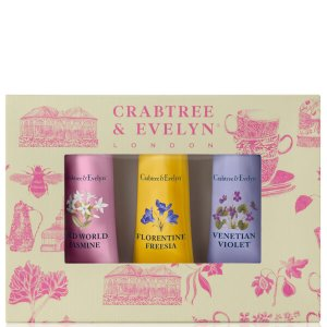 Crabtree & Evelyn Heritage Hand Therapy Sample 3 x 25g