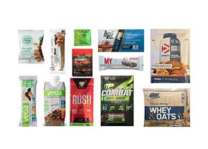 Free after CreditMr. Olympia Sports Nutrition Sample Box ($9.99 credit on select products with purchase)