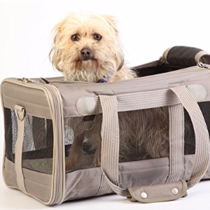 Sherpa Deluxe Pet Carriers 小码 灰色