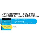 Pre-owned Samsung Galaxy S4 + Unlimited Talk, Text, and 2GB LTE
