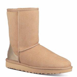 Women's Classic ll Short Metallic Accent Boots