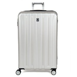 $73Delsey Luggage Helium Aero Expandable Spinner Trolley (29