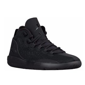 Jordan Reveal - Men's - Basketball - Shoes - Black/Black/Black/Infrared 23