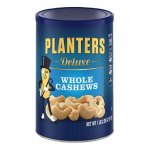 Planters Deluxe Whole Cashew Nuts, 18.25 Ounces