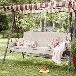 Garden Treasures Porch Swing