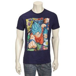 DragonballZ Guys Screen Tee: Shopko