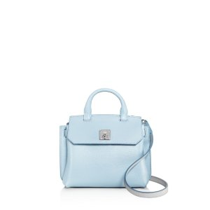 MCM Milla Small Leather Crossbody | Bloomingdale's