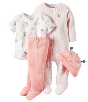 Up to 70% OffBaby Girl Set @ Carter's
