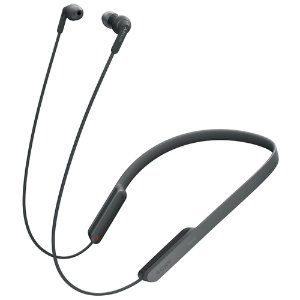 Sony MDRXB70BT/B Bluetooth Wireless, In-Ear Headphones with NFC (Black)