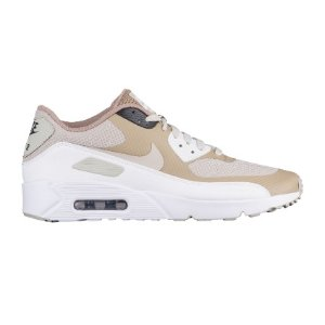 Nike Air Max 90 Ultra 2.0 - Men's - Running - Shoes - Pale Grey/Pale Grey/Khaki/White