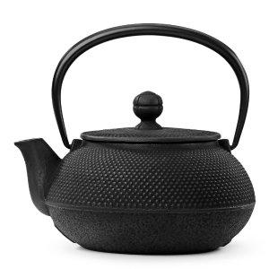 Hobnail Cast Iron Teapot