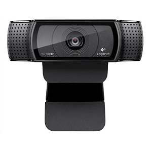 Logitech HD Pro Webcam C920 1080p Camera