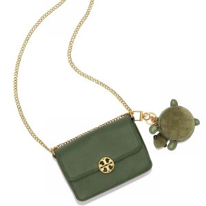 Up to 30%Select Green Items @ Tory Burch