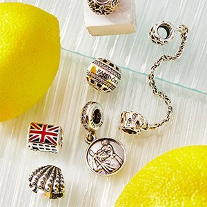 Up to 50% Off New Styles from PANDORA @ Rue La La