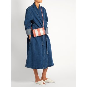Balenciaga Bazar leather cross-body bag