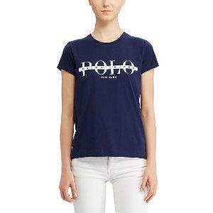 Polo Ralph Lauren Jersey Tee - Activewear � Women - RalphLauren.com