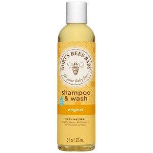 Burt's Bees Baby Bee Shampoo & Wash, 8 OZ