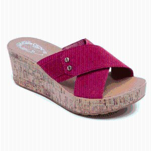 Weekend Casuals Lanea Cross Slide | Rockport