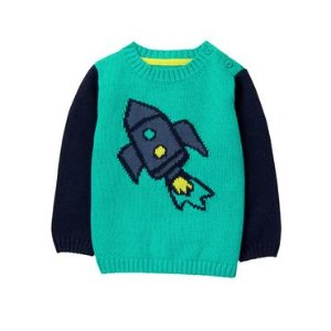 Rocket Sweater