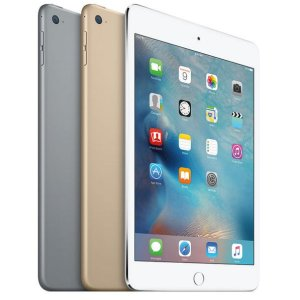 $279.99 (原价$399.99)Apple iPad mini 4 Wi-Fi 128GB折扣促销