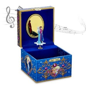 Frozen Musical Jewelry Box | Disney Store