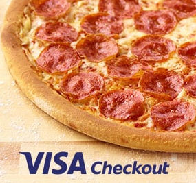 Get Another Large Pizza FreePapa John's Buy Pizza via Visa Checkout