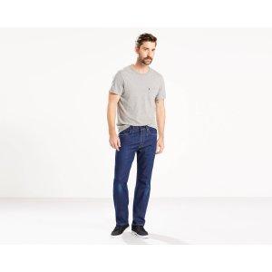 505™ Regular Fit Stretch Jeans | Rapture |Levi's® United States (US)