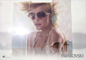 Dealmoon Exclusive! $74.99 Each Select Swarovski Sunglasses @ Luxomo