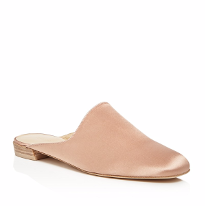 Mulearky Satin Mules
