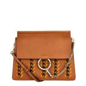 Chloé Medium Braided Faye Bag