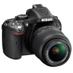 Refurbished Nikon D5200 24.1 MP Digital SLR Camera with 18-55mm VR Lens