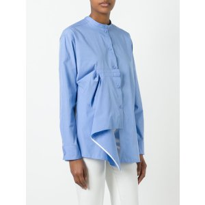 Ports 1961 Asymmetric Shirt - Farfetch