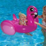 baby pool float sale @ JET