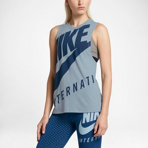 Nike Internationalist Signal Muscle Women's Tank.