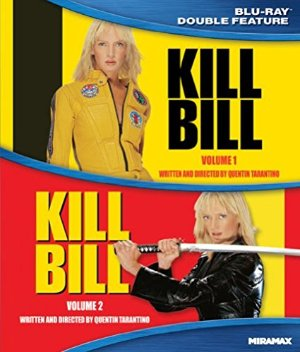 $7.88Kill Bill Vol. 1/ Kill Bill Vol. 2 [Blu-ray]