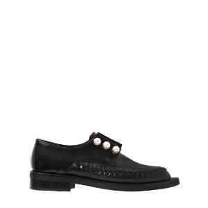 20MM RUGBY PIERCING LEATHER SHOES