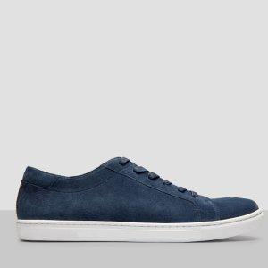Mens Kam Suede Sneaker | Kenneth Cole