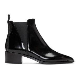 Black Jensen Boots